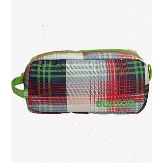 Burton Accessory Case / Stifte-Etui in gama plaid