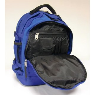 4YOU Compact Rucksack in Blue Wonder