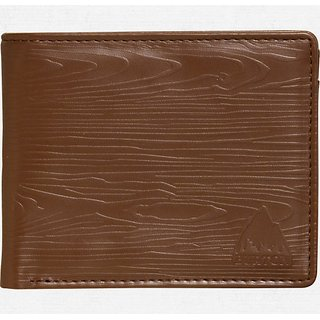 Burton Timber Wallet in brown