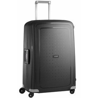 Samsonite SCure 4-Rollenkoffer in black 75/28
