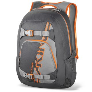 Dakine Explorer Rucksack in charcoal blocks