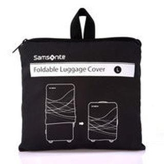 Samsonite Koffer-Schutzhülle L Foldable luggage Cover