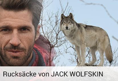 Rucksäcke von Jack Wolfskin